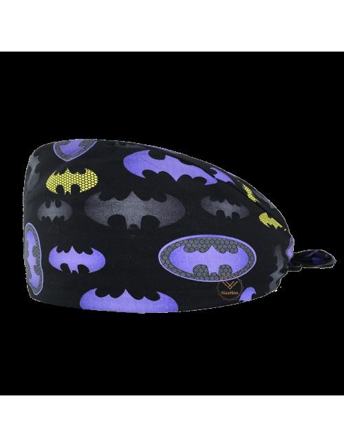 """Medical cap """"Bat Man"""" (209-0002)"""
