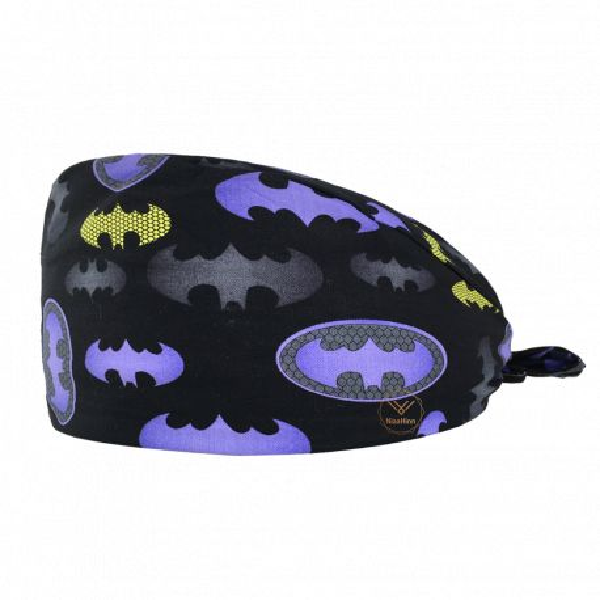 """Calot médical """"Bat Man"""" (209-0002) vue produit"""