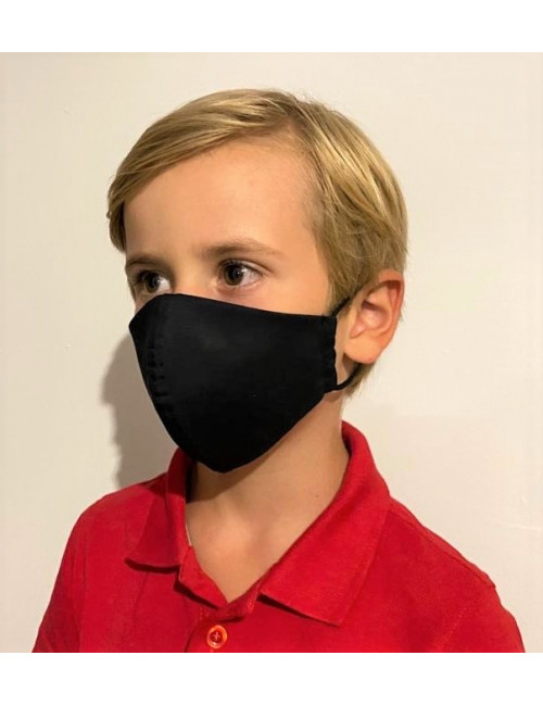 Lot 3 - Masque enfant de protection Antimicrobien (CR500Y) modele enfant 1