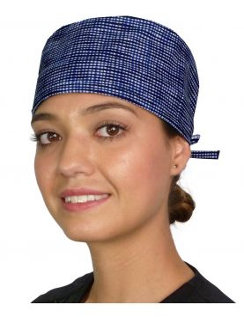 "Calot médical ""Hashtag bleu"" (210-8825)"