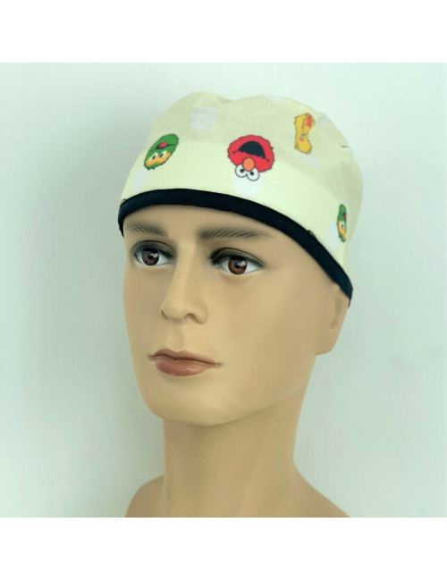 "Medical cap ""Bonhommes"" (210-9997)"