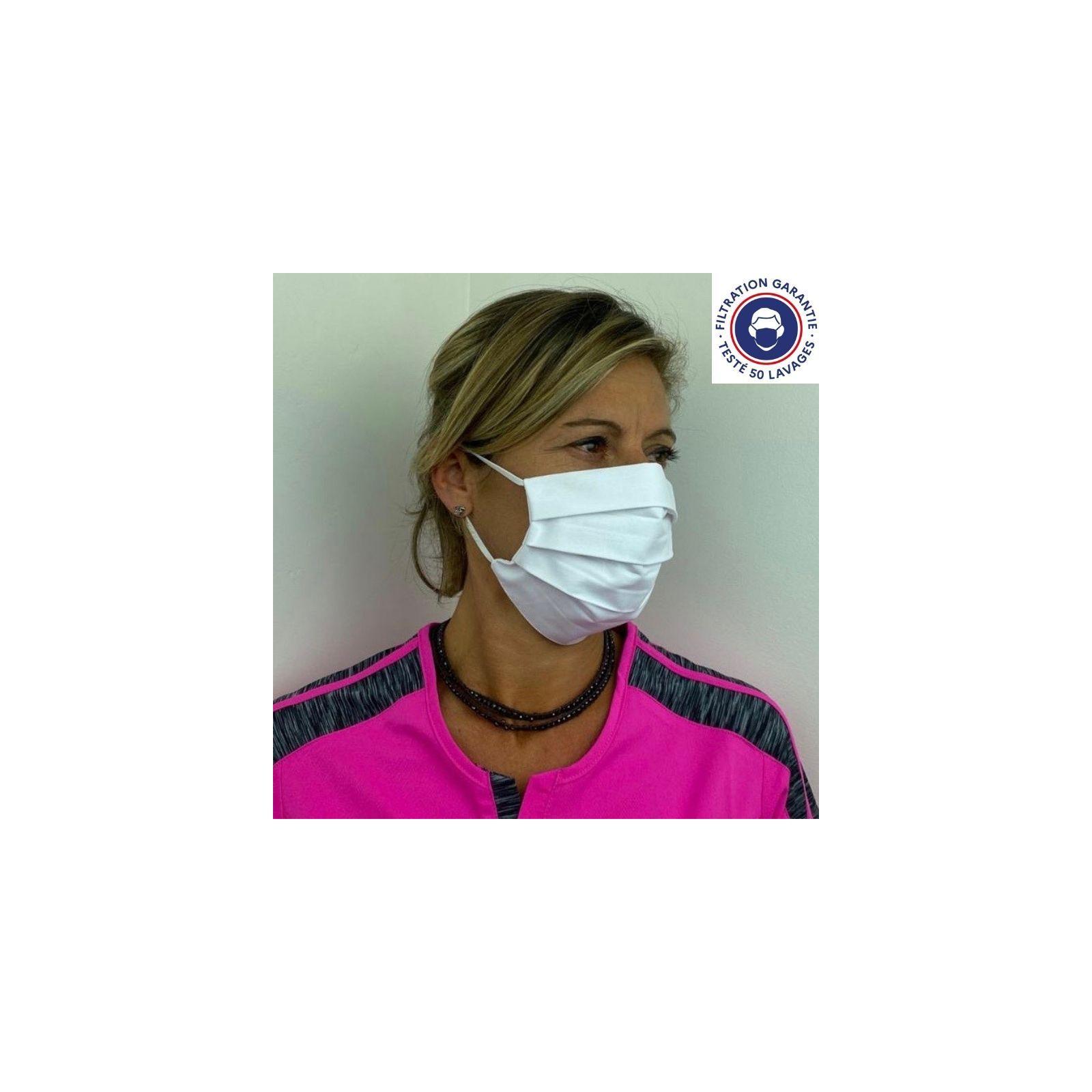 Lot 10 - Masque chirurgical de protection Unisexe (MASQUE10)