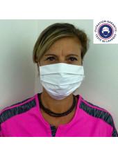 Lot 10 - Masque Lavable de protection Catégorie 2 (MASQUE10) vue face