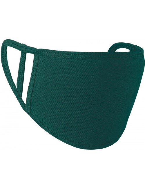 Pack of 5 - Antimicrobial Washable Adult and Child Mask Green Category 1 (PR799-HUN)