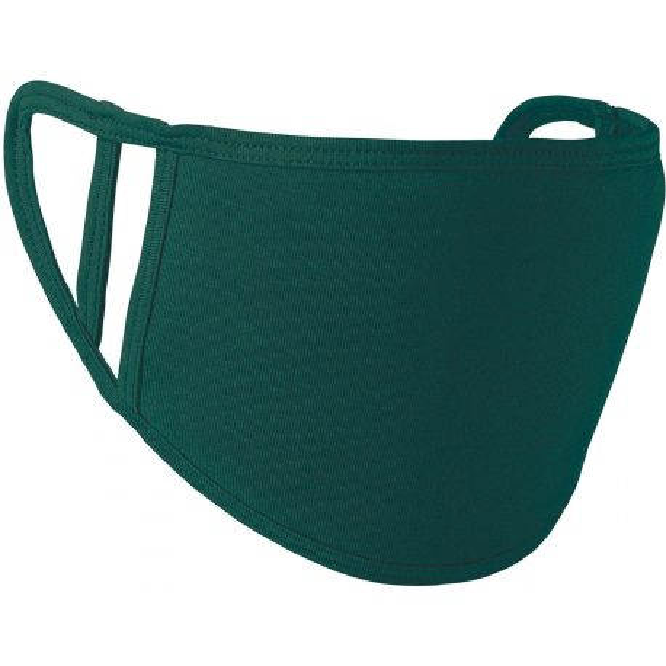 Masque Lavable Antimicrobien Vert (PR799-HUN) vue produit