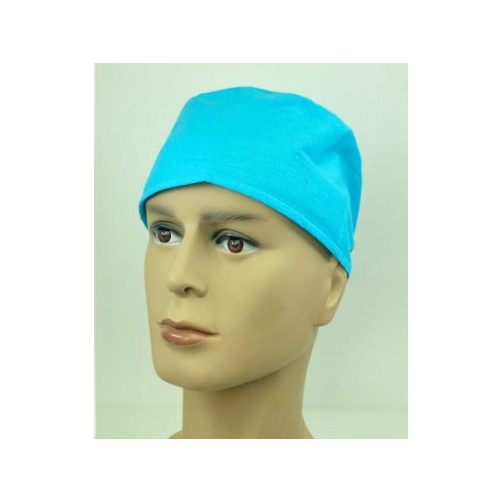 Calot médical Turquoise (210-TRQ) vue face