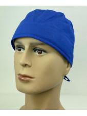 Calot médical Bleu royal (210-ROY) vue face