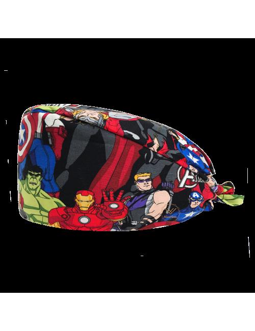 "Medical cap ""Avengers"" (209-22007)"