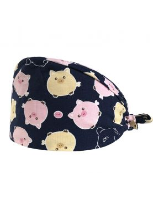 "Medical cap ""Pigs"" (209-22012)"