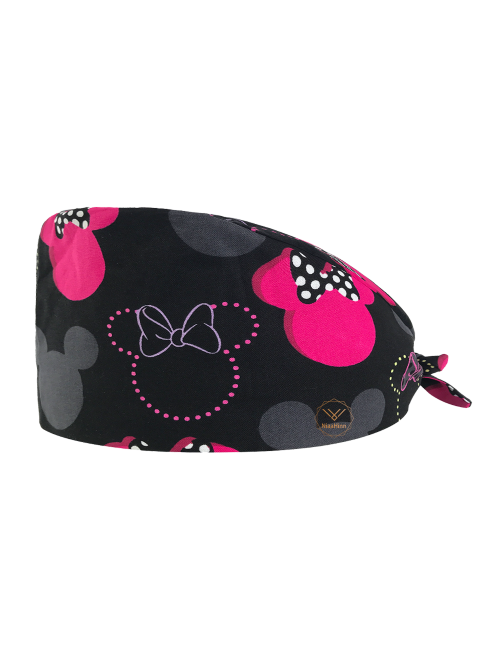 "Medical cap ""Minnie and Mickey"" (209-22024)"
