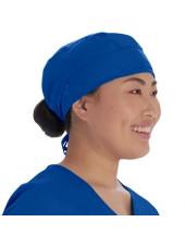 Calot médical Bleu royal (VT520ROY) vue droite