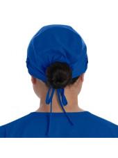 Calot médical Bleu royal (VT520ROY) vue dos