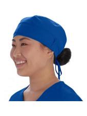 Calot médical Bleu royal (VT520ROY) vue gauche