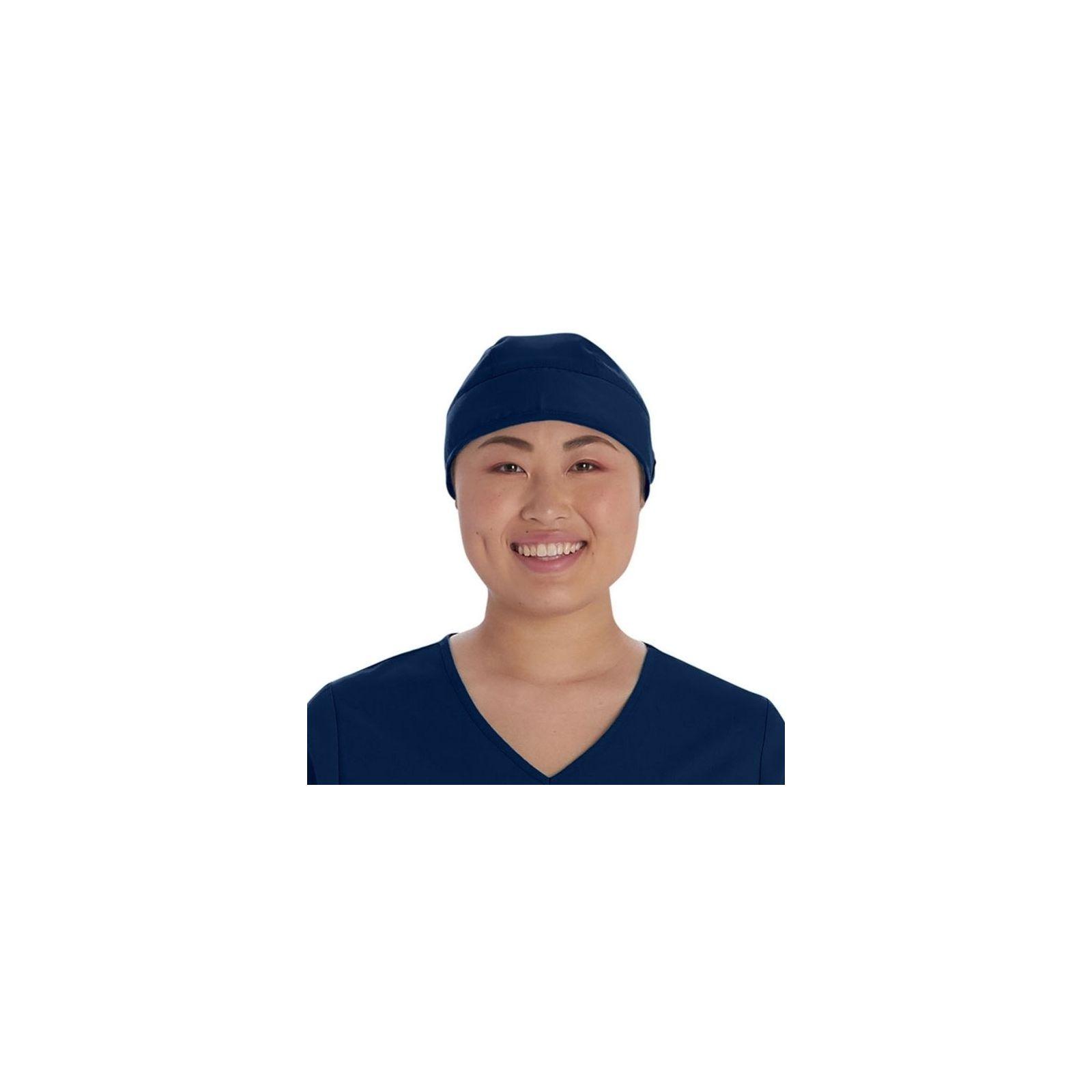 Calot médical Bleu marine (VT520NAV) vue face