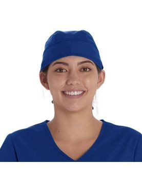 Galaxy Blue Medical Cap (VT520GAB)