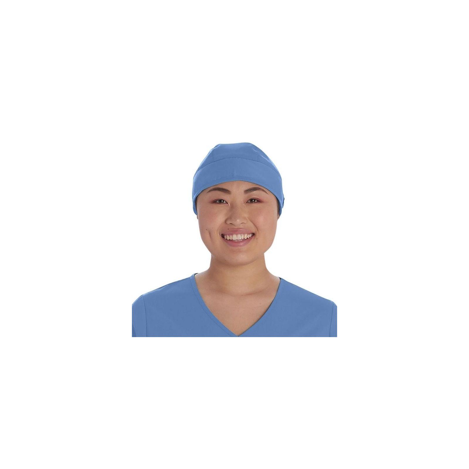 Calot médical Bleu ciel (VT520CIE) vue face