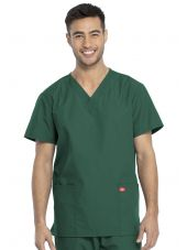 Ensemble médical Blouse et Pantalon, Unisexe, Dickies (DKP520C) blouse homme face vert chirurgien