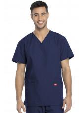 Ensemble médical Blouse et Pantalon, Unisexe, Dickies (DKP520C) blouse homme face bleu marine