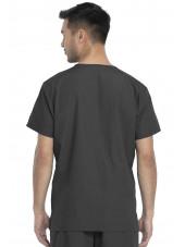 Ensemble médical Blouse et Pantalon, Unisexe, Dickies (DKP520C) blouse homme dos gris