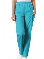 Pantalon médical élastique Unisexe, Cherokee Workwear Originals (4200) turquoise