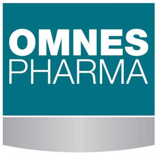 Broderie Logo Omnes Pharma vue image