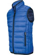 Doudoune légère sans manches Homme (K6113) bleu royal produit