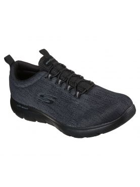 Baskets Homme Skechers, Summits Louvin Noires (232186) vue face