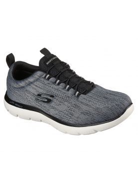 Men's Skechers Summits Louvin Sneakers Grey (232186)