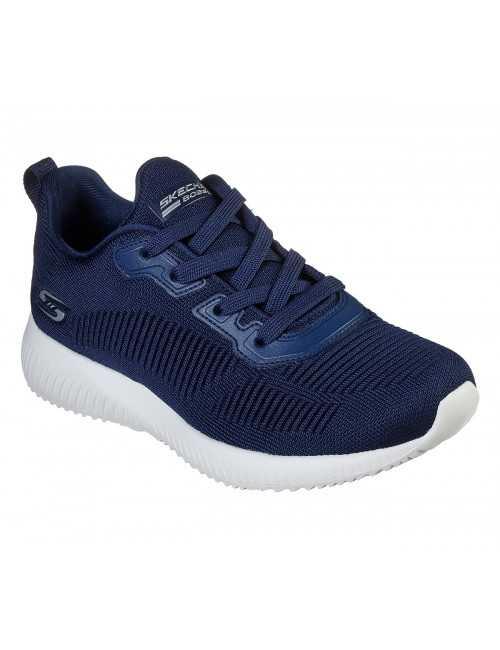 Baskets Femme Skechers Tough Talk Bleu marine (32504)