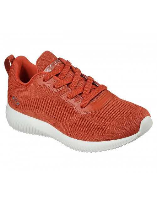 Skechers Tough Talk Women's Sneakers Brick Red (32504)