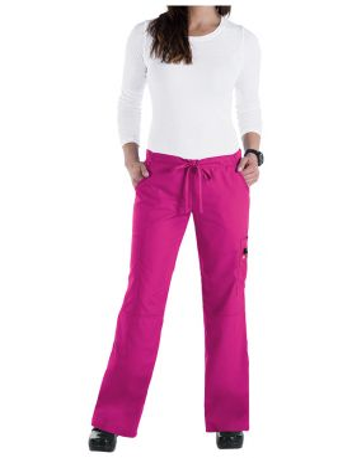 "Women's Koi Medical Pants ""Laguna"", Koi collection Orange (G3700)"