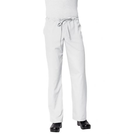 "Pantalon médical Homme ""Dockweiler"", Koi collection Orange (G3703) blanc"
