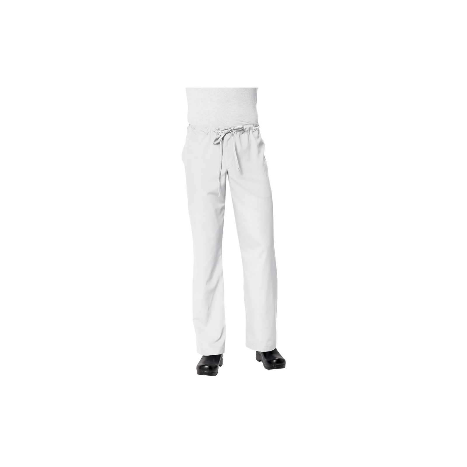 "Pantalon médical Homme ""Dockweiler"", Koi collection Orange (G3703) blanc"