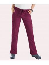"Pantalon médical cordon ""Lindsey"", Koi, Collection ""Koi Stretch"" (710-)he Coeur avec cordon Katelyn, Koi (137-)"