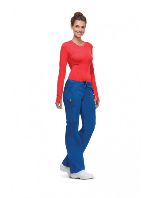 Pantalon médical anti-taches et antimicrobien unisexe, Code happy (46000AB)