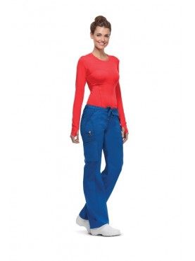 Pantalon anti-tâches et antimicrobien femme, Code happy (46000AB)