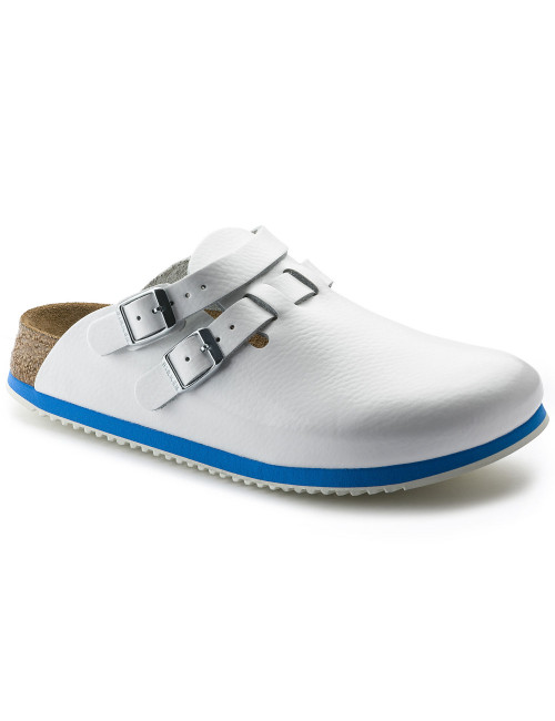 Medical Clogs White, Birkenstock (Kay)