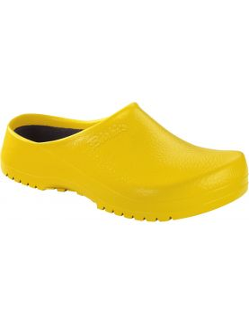 Birkenstock Yellow Medical Clogs (SuperBirki)