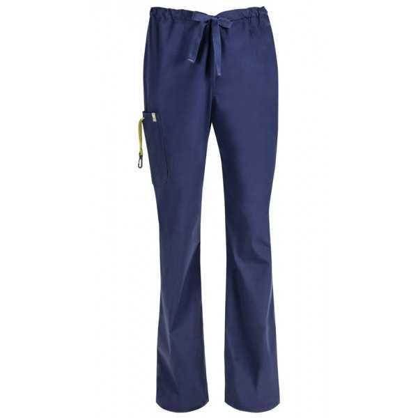 Pantalon anti-tâches et antimicrobien homme, Code happy (16001AB)