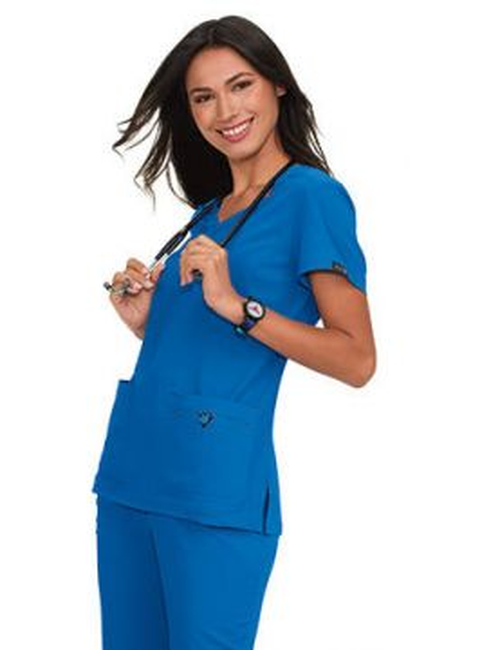 "Tunique médicale femme Koi ""Becca"", collection ""Koi basics"" (373-)"