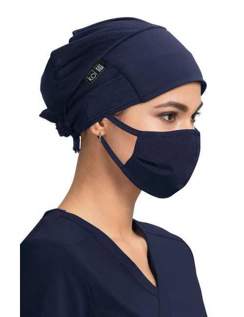 Calot Bleu marine Unisexe Koi (A161) femme
