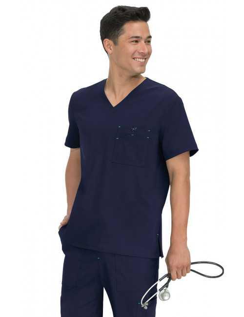 "Blouse médical Homme Koi ""Bryan"", collection Koi Basics (668)"