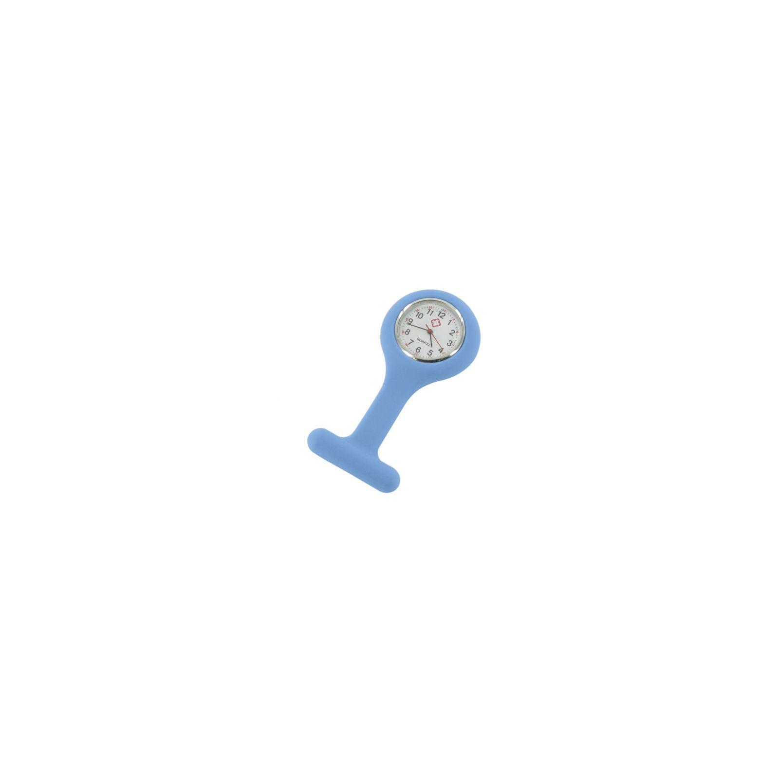 Montre Infirmière Silicone Bleu ciel