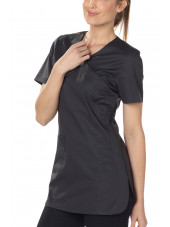 "Blouse médicale, cache coeur, CMT, Collection ""Eco-responsable"" (2614)"