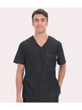 "Blouse médicale Homme Koi ""Earl"", collection Koi Denim (656-)"