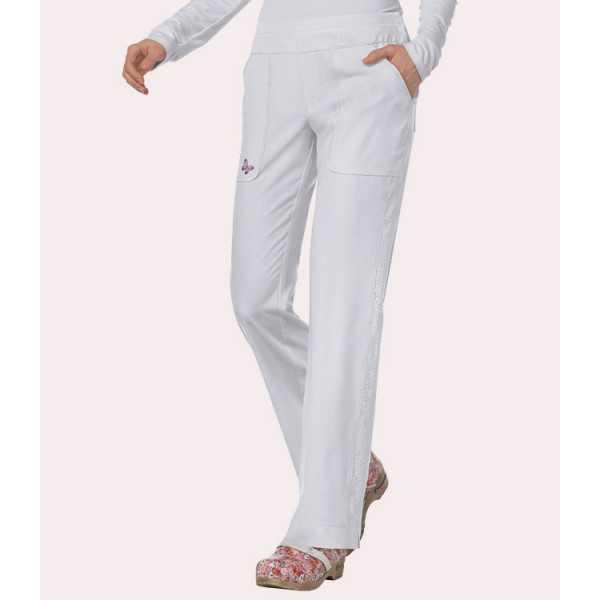 Pantalones Medicos Para Mujer Koi Blanco 727 Mankaia