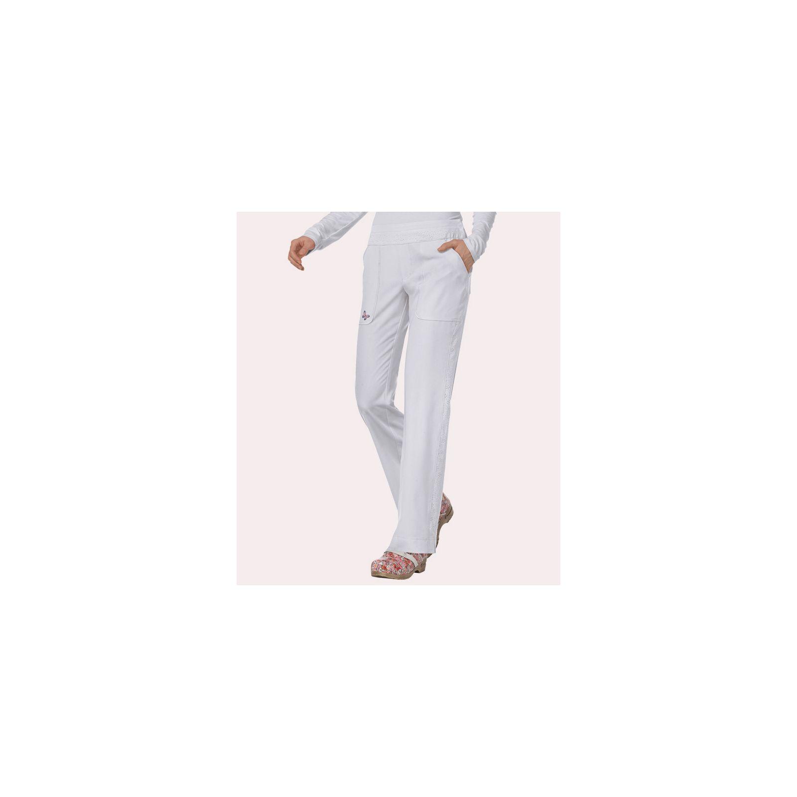 Pantalon Femme Blanc Koi (727) vue produit