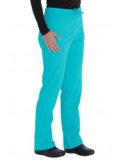 Ensemble médical Blouse et Pantalon, Unisexe, Dickies (VT526C) turquoise pantalon droite