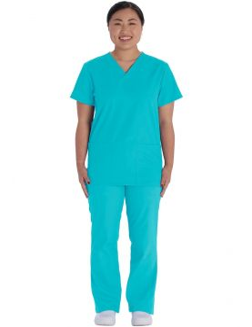 Ensemble médical Blouse et Pantalon, Unisexe, Vital Threads (VT526C)