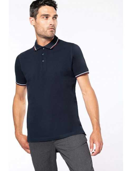 Men's kariban knit polo shirt (K250)